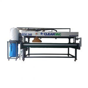 Финишная и упаковочная машина для ковров