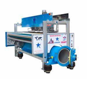 Автоматическая ковромоечная машина с отжимом